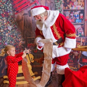 East Valley Santa Claus - Santa Claus in Gilbert, Arizona