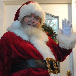 Santa Claus Visits You - Santa Claus in Flower Mound, Texas
