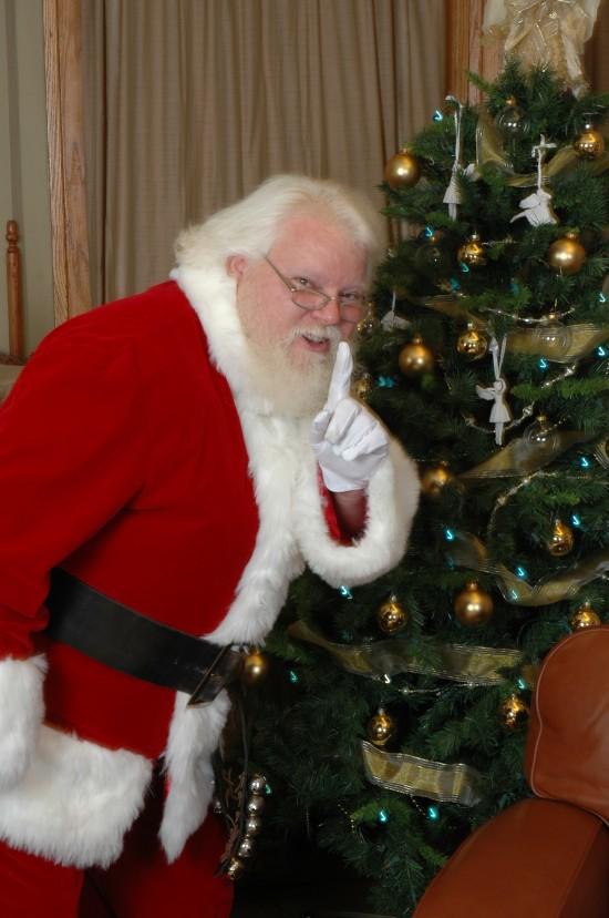 Hire Santa Claus With Real Beard Santa Claus In