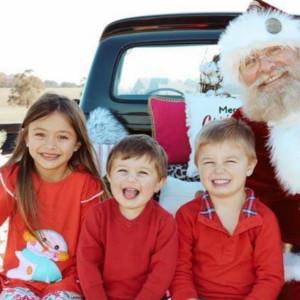 Calhoun Santa Clause - Santa Claus in Calhoun, Georgia