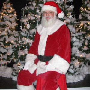 Santa Robby - Santa Claus in Columbus, Georgia