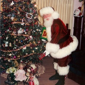 Santa Clause - Santa Claus in Orlando, Florida