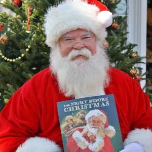 Santa Dane - Santa Claus in Biloxi, Mississippi