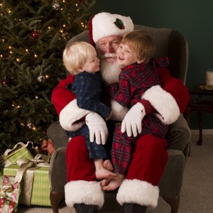 Santa Dave Banks - Santa Claus in Wells, Maine