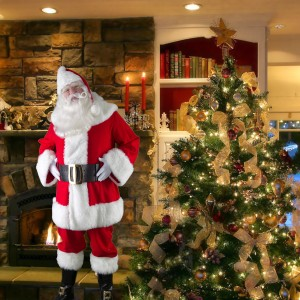 Santa David - Santa Claus in Buffalo, New York