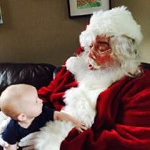 Santa David - Santa Claus in Springfield, Missouri