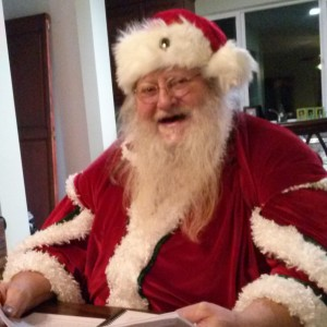 Santa Don - Santa Claus in Halifax, Massachusetts