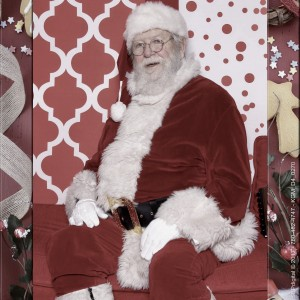 Santa - Santa Claus / Holiday Party Entertainment in Edmonton, Alberta