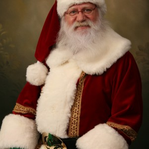 Santa Emmett Thomason - Santa Claus in Carrollton, Texas