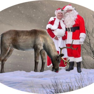 Santa for Hire - Santa Claus in Fox River Grove, Illinois