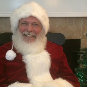 Santa Frank At Your Service - Santa Claus in San Antonio, Texas