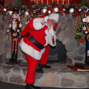 Santa Fritz - Santa Claus / Holiday Entertainment in Marble Falls, Texas