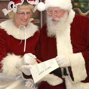 Santa G - Santa Claus / Mrs. Claus in Casa Grande, Arizona