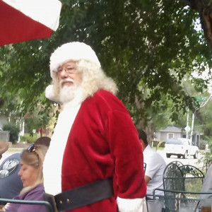 Santa Garcia - Santa Claus in Colorado Springs, Colorado
