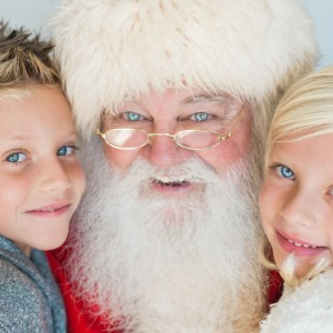 Santa Gary - Santa Claus / Holiday Party Entertainment in Oceanside, California