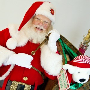 Santa Gene - Santa Claus in Tacoma, Washington