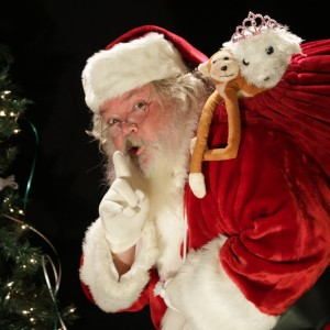 Santa Geoff - Santa Claus in Newport Beach, California