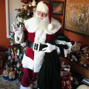 Santa Giantdad - Santa Claus in Walnut Creek, California