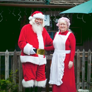 Santa Harley Bob and Mrs. Claus - Santa Claus / Holiday Entertainment in Cypress, California