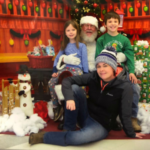 Santa I Am - Santa Claus in Ransomville, New York