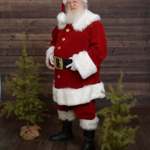 Santa Jack - Santa Claus in San Antonio, Texas