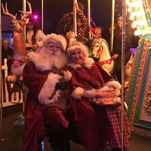 Santa Jaxson - Santa Claus in Long Beach, California