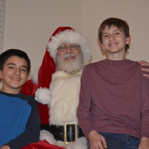Santa Jeff Brockelsby - Santa Claus / Holiday Entertainment in Irmo, South Carolina