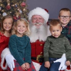 Santa Jeff - Santa Claus in Laguna Woods, California