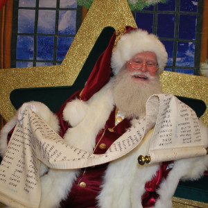 Santa Jerry - Santa Claus in Easton, Maryland