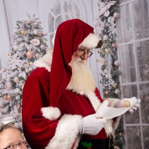 Santa Jim - Santa Claus in Colorado Springs, Colorado