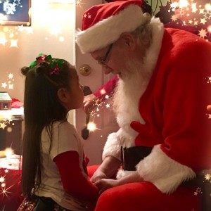 Santa Jim - Santa Claus in Lemon Grove, California