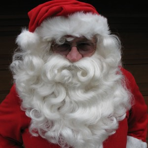 Santa Jim - Santa Claus in San Mateo, California