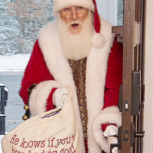 Santa Jim - Santa Claus in Toms River, New Jersey