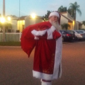 Santa John Taylor and Mrs Claus - Santa Claus in Largo, Florida