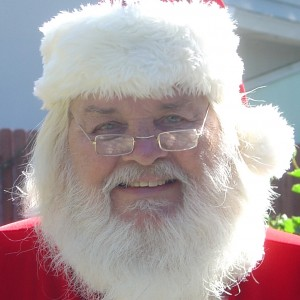 Santa Ken - Santa Claus in La Mesa, California
