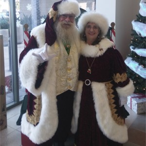 Santa Kevin - Santa Claus / Actor in Cypress, California