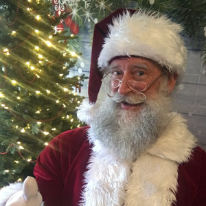 """Santa"" Klus - Santa Claus / Storyteller in Los Angeles, California"