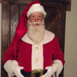 Santa Kyle - Santa Claus in Dallas, Texas