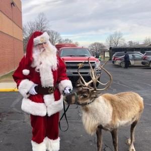 Santa Kyle - Santa Claus in Lapeer, Michigan