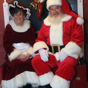 Santa Leon - Santa Claus in Longview, Texas