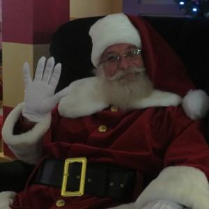 Santa Major - Santa Claus in Eugene, Oregon
