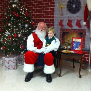 Santa Mark - Santa Claus in Gainesville, Georgia