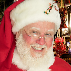 Santa Martin - Santa Claus in Sherman Oaks, California