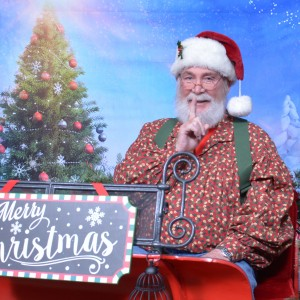 Santa Matt - Santa Claus in Fresno, California