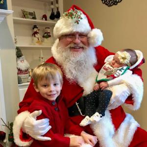Santa Matt - Santa Claus in Crown Point, Indiana