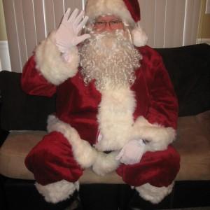 Santa Mick - Santa Claus in American Fork, Utah