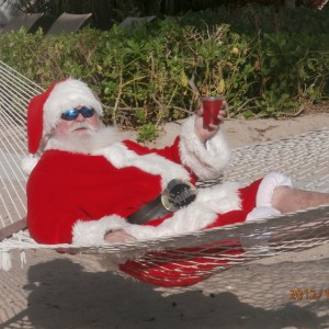 Santa Mike - Santa Claus in Fort Lauderdale, Florida