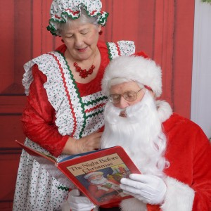 Santa & Mrs. Claus - Santa Claus / Holiday Entertainment in Buena Park, California