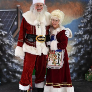 Santa & Mrs. Claus - Santa Claus in Las Vegas, Nevada
