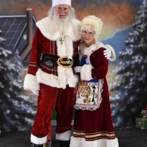 Santa & Mrs. Claus - Santa Claus / Children's Party Entertainment in Las Vegas, Nevada